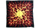 Bandana Flammen Zandana 100% Cotton 45