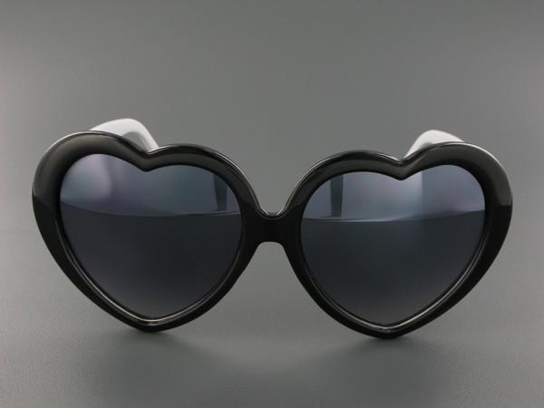 sonnenbrille herz 80er jahre v120 a alle farben m dchen damen women brille neu ebay. Black Bedroom Furniture Sets. Home Design Ideas