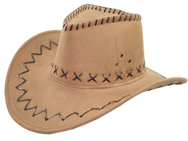 Chapeau DE Cowboy Wild West Western Country Mexicain Déguisement