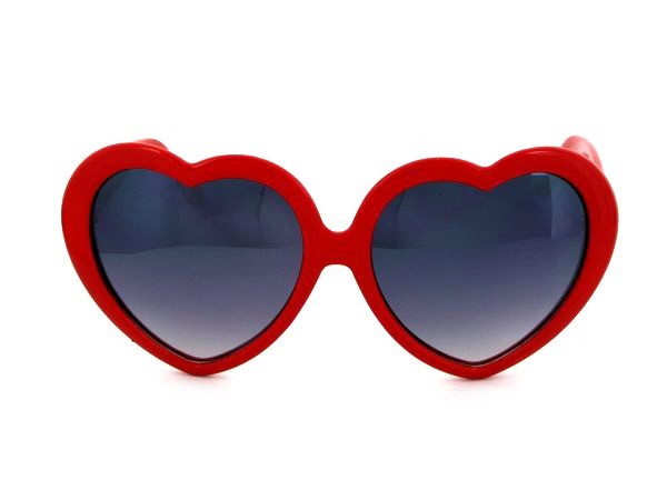 schlager move sonnenbrille lolita 80er jahre herz brille spa brille party v 120 ebay. Black Bedroom Furniture Sets. Home Design Ideas