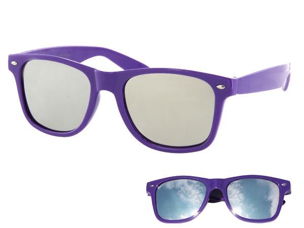 Nerd-Brille-Wayfarer-Horn-Brille-Sonnen-Brille-Atzen-Nerd-Streber-Retro-Brille