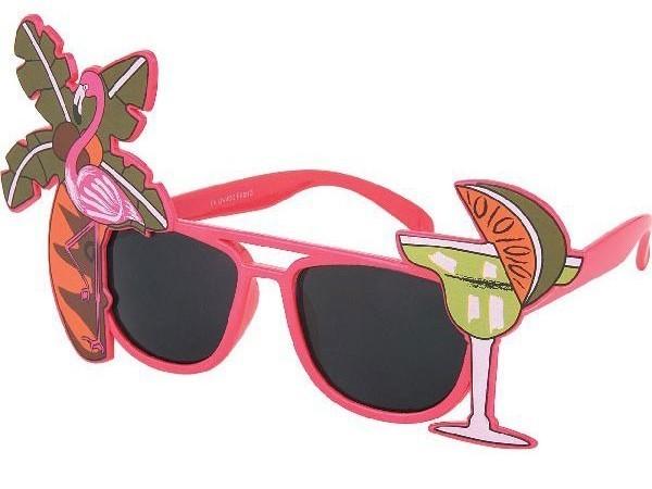 spa brille fun brille party brille fasching karneval sonnenbrille palmen oase ebay. Black Bedroom Furniture Sets. Home Design Ideas
