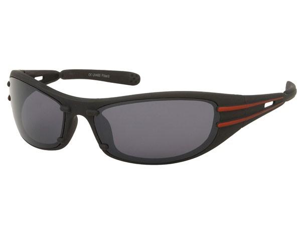 sportliche biker sonnenbrille fahrrad sport sonnen brille viper flex b gel ebay. Black Bedroom Furniture Sets. Home Design Ideas