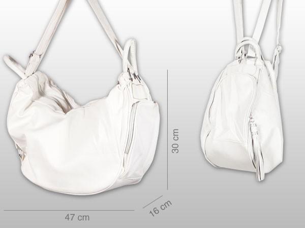 Handtasche-Rucksack-Rucksack-Tasche-Schultertasche-Damentasche-Beuteltasche-NEU