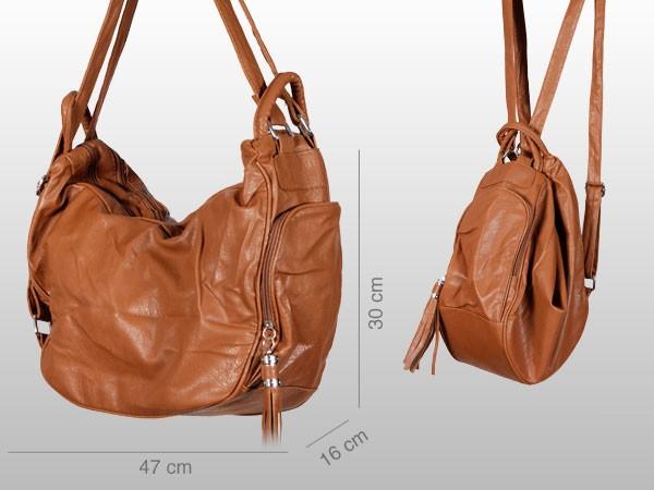 handtasche rucksack schultertasche damentasche rucksack tasche beuteltasche neu ebay. Black Bedroom Furniture Sets. Home Design Ideas