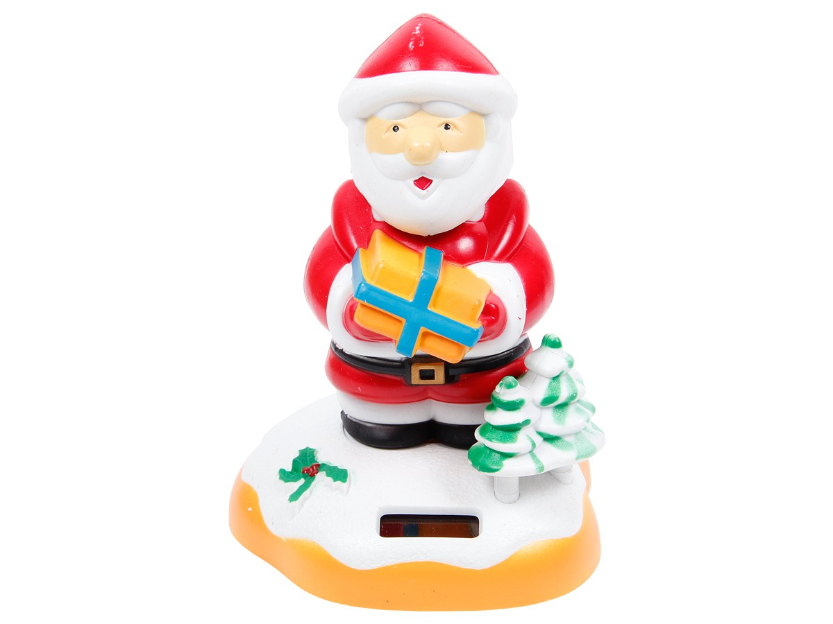 Figurine cadeau p re no l differents figures pions balancier l 39 nergie solaire - Cadeau de noel a vendre ...