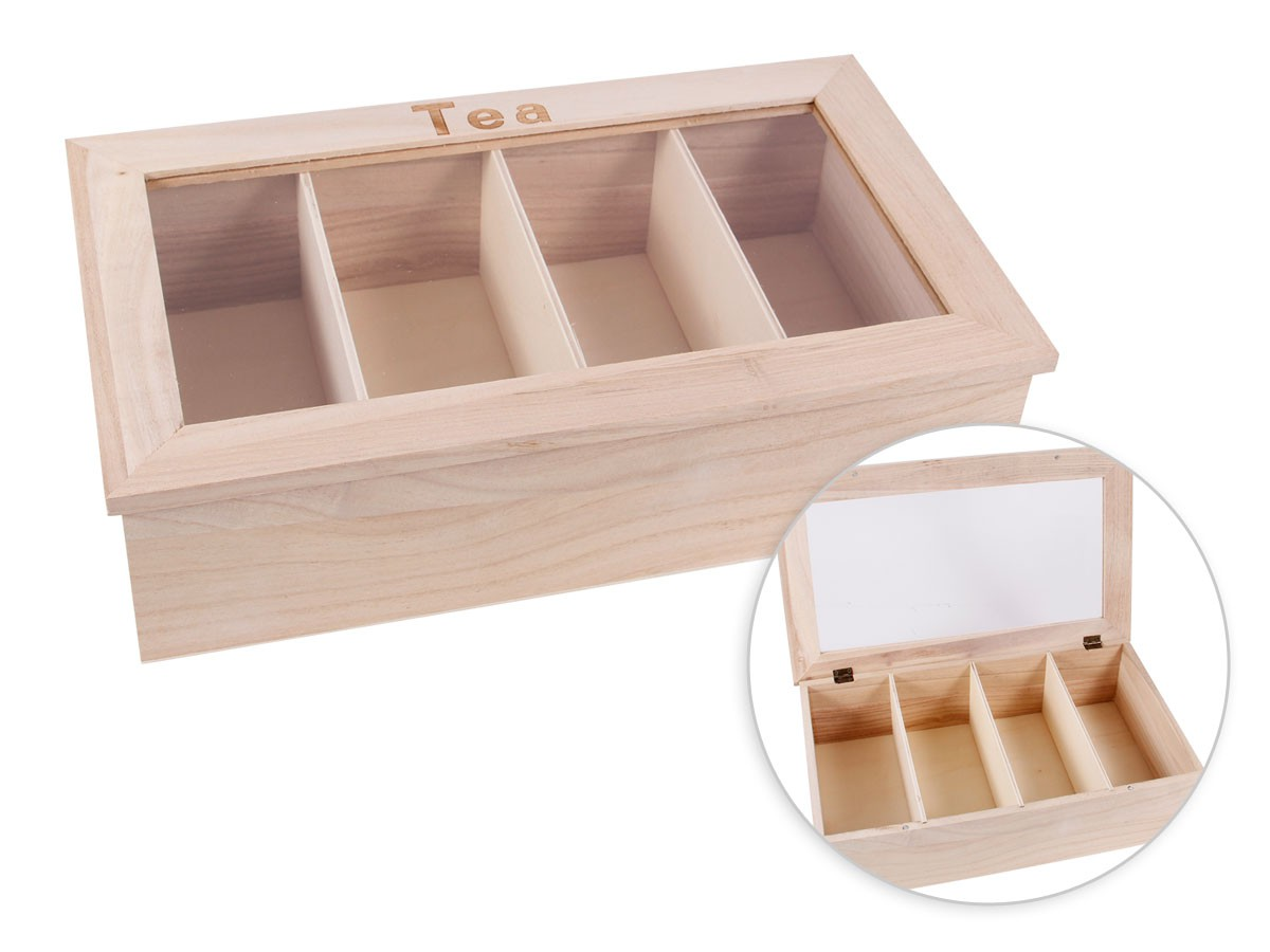 holz box holz schatulle truhe schatz tee box geschenk box holz kiste mit deckel ebay. Black Bedroom Furniture Sets. Home Design Ideas