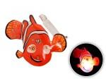 Blinki Anstecker Blinky Brosche Pin Button Nemo 119