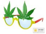 Sonnenbrille Funbrille Marihuana Jamaica 20