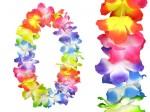 Hawaiiketten Blumenkette Hula Deluxe Multicolour HKm-02