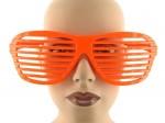 XXL Mega große Shutter Shades Atzenbrille 23