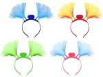 Blink Haarreifen Glasfaser alle Farben