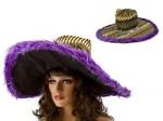 Karnevalshüte Fasching Hut Partyhut Edle Hüte Karnevalshut Cowboyhut  Bild 5