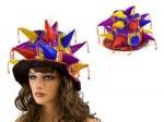 Karnevalshüte verrückte Hüte Partyhut Jecken Harlekin Karnevalshut Wikinger Stachelhut alle Designs Bild 6