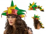 Karnevalshüte verrückte Hüte Partyhut Jecken Harlekin Karnevalshut Wikinger Stachelhut alle Designs Bild 10