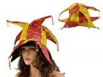 Karnevalshüte verrückte Hüte Partyhut Jecken Harlekin Karnevalshut Joker alle Designs Bild 3