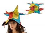Karnevalshüte verrückte Hüte Partyhut Jecken Harlekin Karnevalshut Joker alle Designs Bild 4