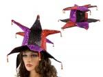 Karnevalshüte verrückte Hüte Partyhut Jecken Harlekin Karnevalshut Joker alle Designs Bild 5