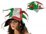 Karnevalshüte verrückte Hüte Partyhut Jecken Harlekin Karnevalshut Joker alle Designs Bild 6