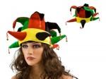 Karnevalshüte verrückte Hüte Partyhut Jecken Harlekin Karnevalshut Joker alle Designs Bild 8