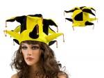Karnevalshüte verrückte Hüte Partyhut Jecken Harlekin Karnevalshut Joker alle Designs Bild 10