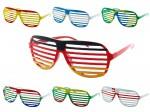 Shutter Shades Fanbrille Länderbrille Flaggenbrille V-820