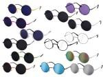 John Lennon Sonnenbrille Retro Nickelbrille Viper V-814 815