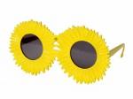 Sonnenbrille Funbrille Sonnenblume Partybrille 31