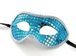 Venezianische Karnevalsmaske Maske Augenmaske Karneval Faschingmaske Bild 2