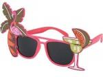 Sonnenbrille Funbrille Partybrille Spaßbrille Diskobrille Karneval viele Modelle Bild 4