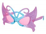 Sonnenbrille Funbrille Partybrille Spaßbrille Diskobrille Karneval viele Modelle Bild 5