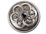 Chunk Druckknopf Clicks Chunks Snap Bead Buttons für Chunks Leder Armband Bild 4