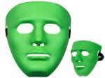 Totenkopfmaske Vendetta Maske Karneval Saw Fasching Maske Blue Mask Kostüme Geist Bild 5