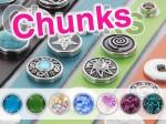 Chunk Druckknopf Clicks Chunks Snap Bead Buttons für Chunks Leder Armband