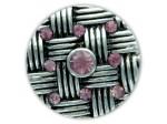 Chunk Druckknopf Chunks Snap Bead Buttons für Chunks Leder Armband Bild 2