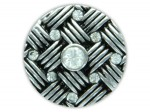 Chunk Druckknopf Chunks Snap Bead Buttons für Chunks Leder Armband Bild 5