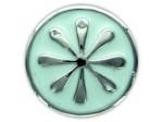 Chunk Druckknopf Chunks Snap Bead Buttons für Chunks Leder Armband Bild 3